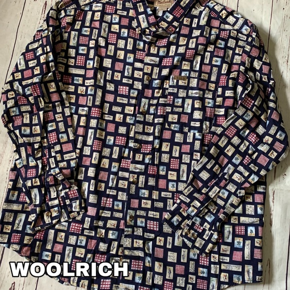 Woolrich Other - Men's size XL X-Large WOOLRICH flannel top fishing